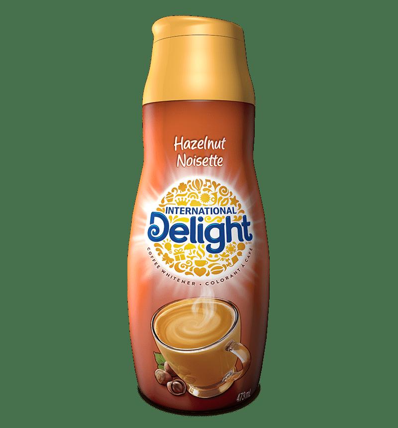 Crème café à la noisette