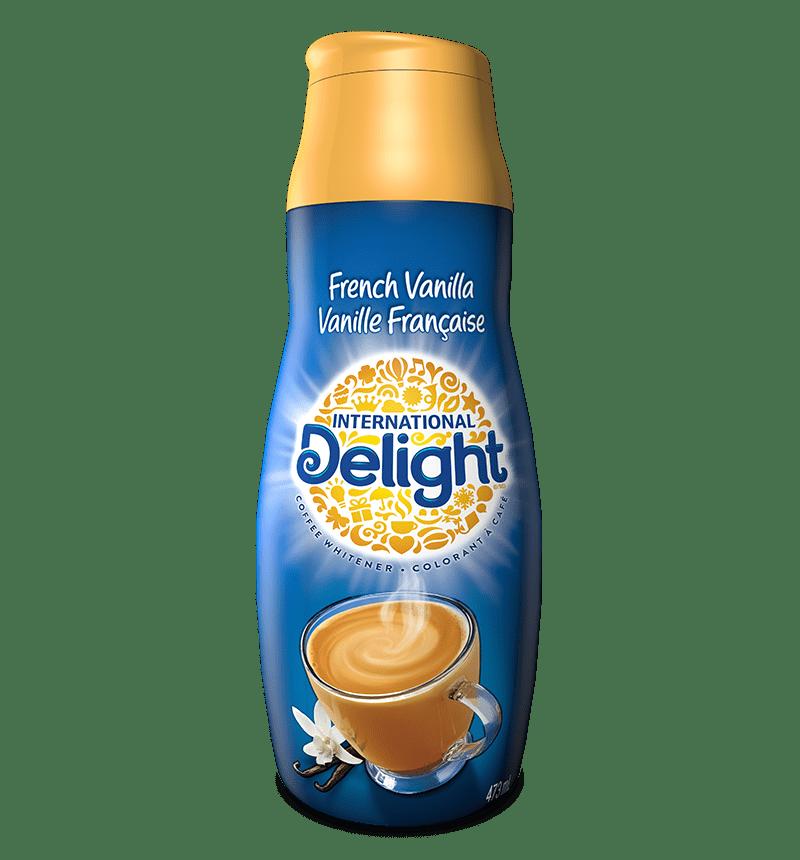 Crème café vanille française