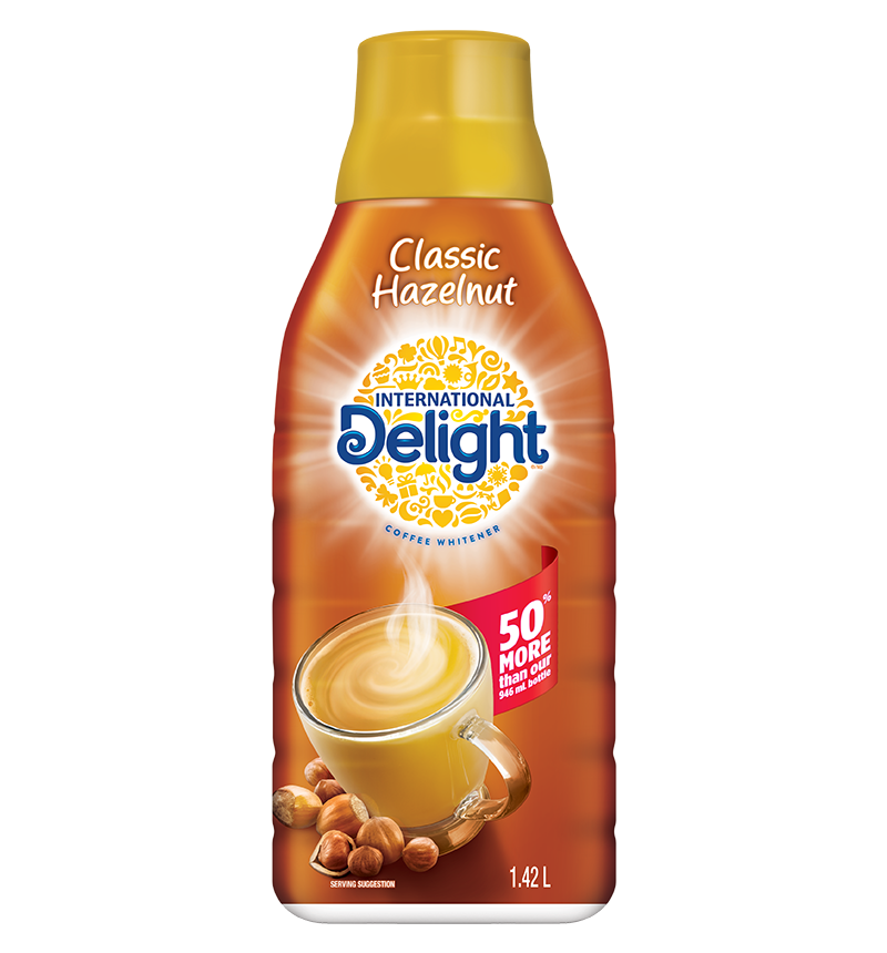 Hazelnut Coffee Creamer
