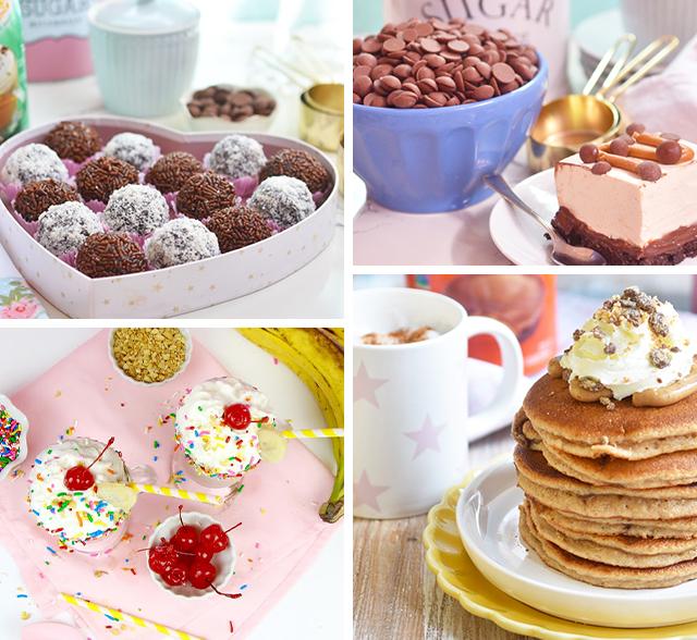 Coffee dessert recipes